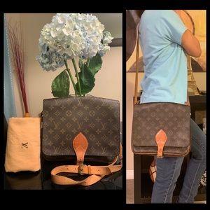 Louis Vuitton vintage Cartouchiere shoulder bag